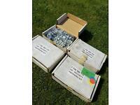 Cdi security fastening screw kits x4