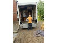 MAN AND VAN/REMOVALS NORTHAMPTONSHIRE LOWEST PRICES GUARANTEED WE COVER ALL AREAS