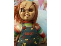 Scar face chuckey doll 1999