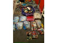 Lego job lot over 100 sets & minifigures (£2000 worth)