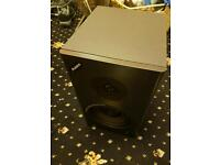 ALESIS 200 watt speakers