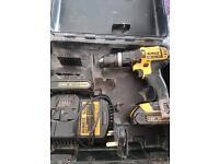 dewalt 18v drill driver