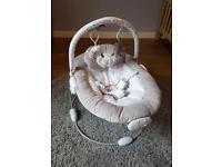 Silvercloud baby bouncer/rocker