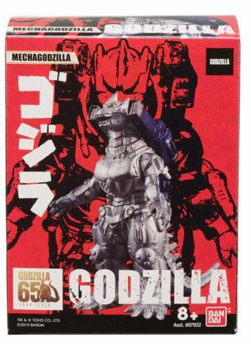 Godzilla 65th Anniversary 3.5 inch Figure - Mechagodzilla - Bandai - New