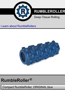 Compact Blue Rumble-Roller Massager - New Taroona Kingborough Area Preview