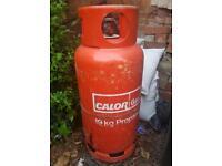 Propane gas bottle 19 kg FULL