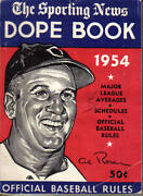 Sporting News Dope Book