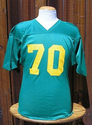 Vintage 1980's Football Jersey, Adult Size, Excellent, Jesco, Williamsport PA
