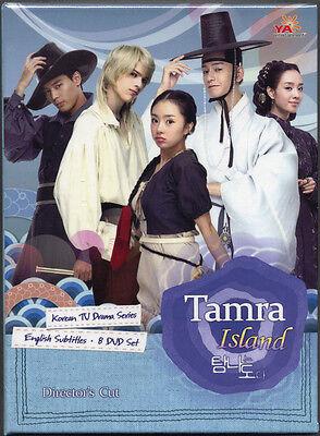Tamra Island Korean drama Box Set -YA Entertainment for sale  USA
