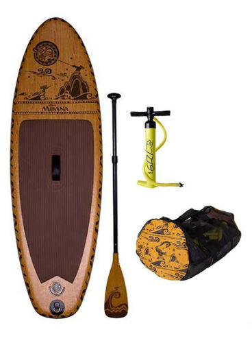 C4 Waterman MOANA Youth Stand up Paddleboard SUP - NOS