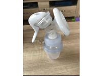 New manual breast pump for 15£