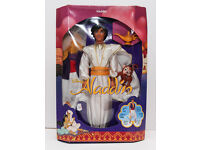 A collection of BNIB Disney figures & watches.