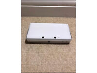 Nintendo 3DS Ice White With Pokemon Y, White 2 and SoulSilver