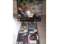 Wii U Premium Pack 32GB with Games