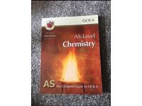 OCR AS-level chemistry revision guide