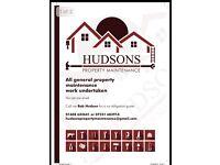 Hudson's property maintenance
