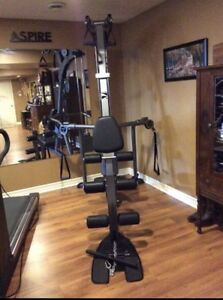 Home Gym all in one