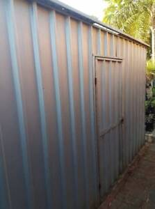 Large Stratco garden shed in good condition | Sheds