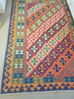 Ikea Kelim persisk kelim gashgai ikea rug rugs carpets gumtree australia