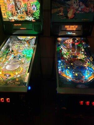 Pinball Machine Playfield LED Lighting Rails - Lights whole game