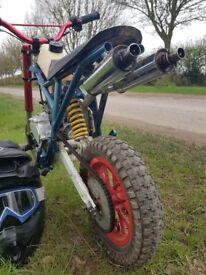 Mini moto/Pit Bike/Pitbike/offroad. New engine and service Cambridge