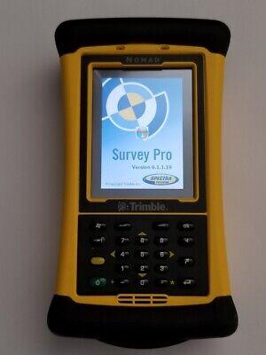 Trimble Tds Nomad 900 Data Collector Survce 6 Survey Pro 6.1 Gnss