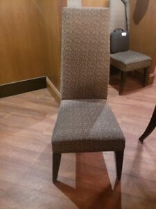 Used restaurant quality chairs