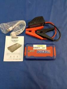 12v matson jump starter pack Rivervale Belmont Area Preview