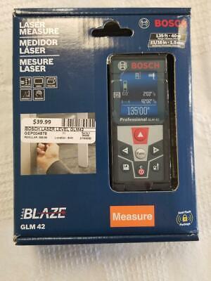 Bosch Glm42 Laser Measure Gep004878