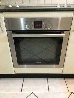 Bosch Built-In Pyrolytic Single Oven 60cm in great condition