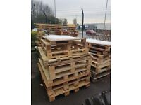 FREE Pallets all shapes and sizes. (NOT EURO PALLETS)