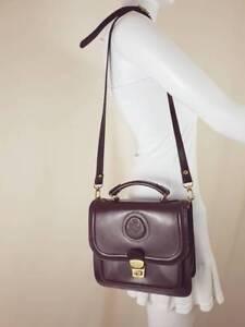 Oggi Domani Genuine Leather Handbag