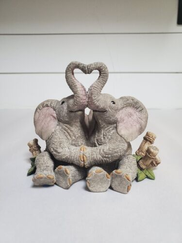 RARE Tuskers - Love Is - Your Hearts Desire - Model  90805 - IMMACULATE!
