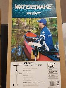 Watersnake T24, Transom Mount Electric Motor for Kayak Port Vincent Yorke Peninsula Preview