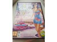 The SIMS 3 Katy Perry Sweet Treats PC Computer Game - Bargain