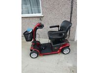 Pride Colt Nine Mobility scooter RP-£1,950 REDUCE TO CLEAR!