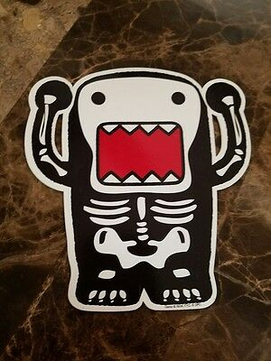 Domo Halloween Skeleton Costume Domo Magnet Buy 1 Get 2 Domo Items FREE - Halloween Domo Costume
