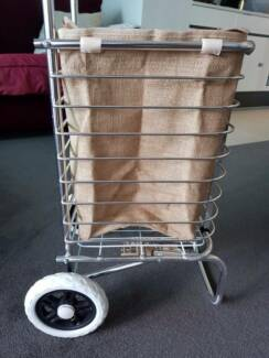 Aldi folding shopping trolley brand new - recent Special Buy
