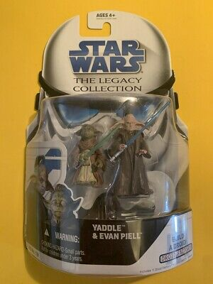 Yaddle /& Evan Piell STAR WARS Legacy Collection BD19 No.19