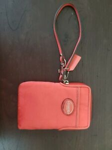 SMALL COACH BAG/WALLET/CLUTCH