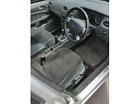 FORD FOCUS GHIA 07 Plate Sliver