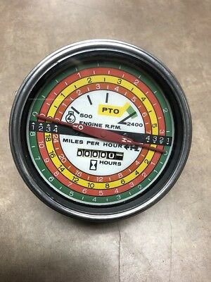 Case Ih 1066 - 1466 Tractor Tachometer Part 67679c2