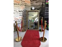 Hire A Photo Booth, Magic Mirror or Selfie Pod For Your Special Day From £245