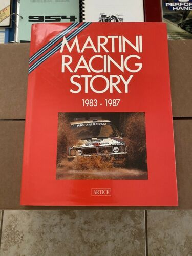 Martini Racing Story 1983-1987 - Very Good Clean Condition