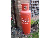 CALOR GAS 47kg PROPANE BOTTLE/CYLINDER