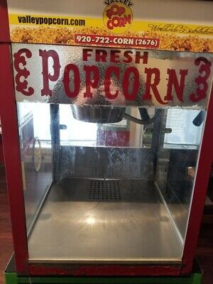 Cretors 8oz T-2000 Antique Popcorn Popper - Used