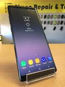 AS NEW SAMSUNG NOTE 8 64GB BLACK WITH WARRANTY Oxley Brisbane South West Preview