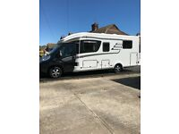 Hymer T-CL 698 2013 Motorhome Price reduced