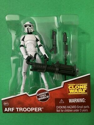 Star Wars: ARF Trooper CW10 - Mint condition still in blister The Clone Wars CW