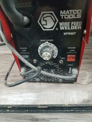 MATCO TOOLS WIRE FEED WELDER (PSL021869)